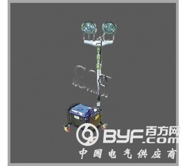 便携式升降移动照明车  SFW6110B,远程泛光灯