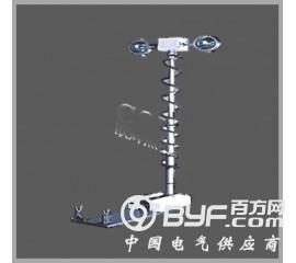 遥控自动升降工作灯 多功能遥控照明车 YFW6200