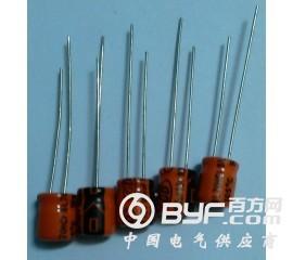 广东低漏电流电解电容器制造商