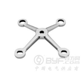 香港朗逸幕墙爪150系列NE-C-150-1驳接爪4爪亮光