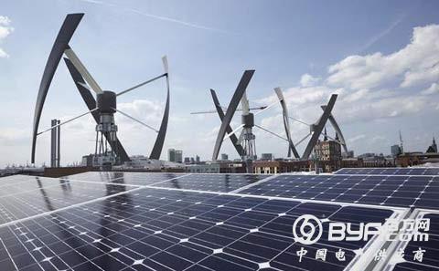 2015 世界各国一次能源消费结构