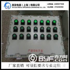 BXK防爆控制箱操作箱厂家