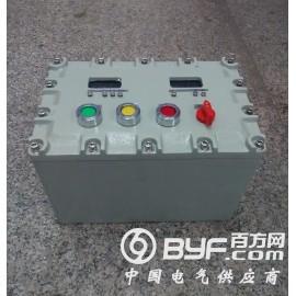 防爆数显仪表控制箱溶剂回收机专用控制箱
