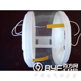 透明PVC法兰护罩