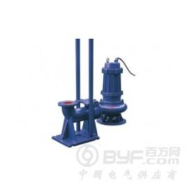 供应WQ、QW型潜水式无堵塞排污泵