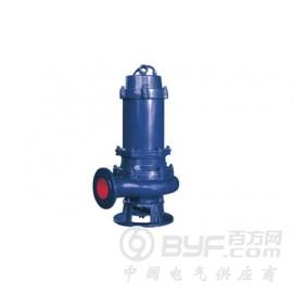 供应JYWQ型自动搅匀排污泵
