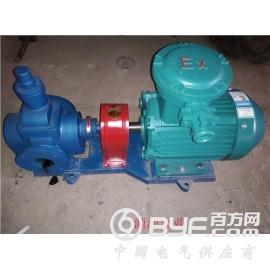 源鸿牌油泵-型号YCB1.6-0.6型圆弧泵价格