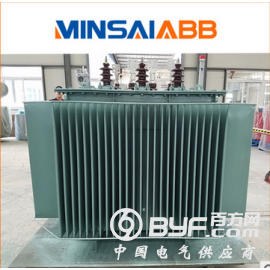 变压器S11-30KVA 10KV/0.4油浸式变压器