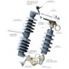HYK1-15KV新型负荷氧化锌可卸式避雷器