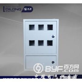 6户明装47x70双门动力配电箱 保质保量