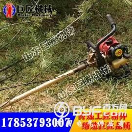 华夏巨匠BXZ背包钻机小巧轻便 地表取土岩心样样出众