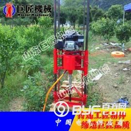汽油型取样钻机升级款 巨匠QZ-2C地质钻机闪亮登场