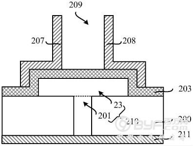 电容式压力传感器及其形成方法