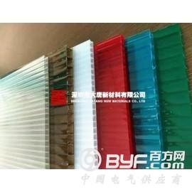 光明新区阳光板批发 光明多色阳光板 光明PC阳光板零售