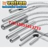 沃特隆电热 工业单头加热管 单头发热管 单头电热管