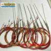 工业热电偶 铠装热电偶、铂铑热电偶、Pt100传感线
