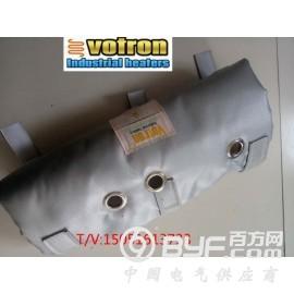 苏州沃特隆电热votron注塑机加热圈保温罩、保温套、隔热罩
