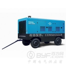 高风压系列厦门柴油移动螺杆空压机,福建龙岩品牌空压机代理商