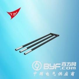 供应W型硅碳棒加热器件
