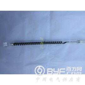单端碳纤维加热管,一头出线加热管产品_电热管/发热管.