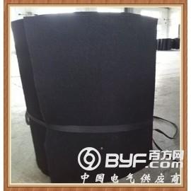 阻燃活性炭纤维棉 喷烤漆房用 气液过滤材料 空气除臭纤维棉