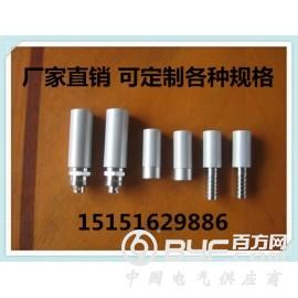 不锈钢曝气头 钛滤芯金属滤芯污水处理 微孔不锈钢滤芯管