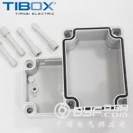 直销TIBOX防水开关盒 插座盒110*80*60 暗线盒