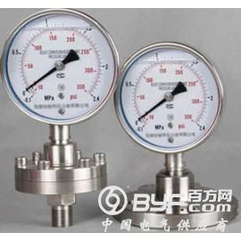 不锈钢隔膜压力表规格,不锈钢隔膜压力表价格