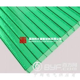 海南海口三亚琼山厂家生产批发雨棚车棚采光遮阳PC阳光板耐力板