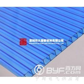 南平龙岩宁德厂家生产批发雨棚车棚采光遮阳PC阳光板耐力板