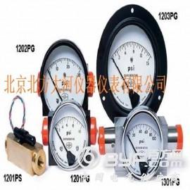1203PGS-1C-2.5B-C不锈钢差压表
