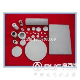 金属粉末烧结滤芯 不锈钢烧结滤片 金属粉末烧结气阻片 透气板