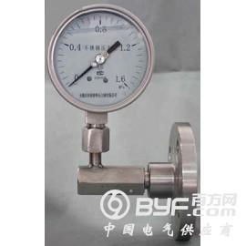 角型隔膜压力表生产厂家,角型隔膜压力表结构