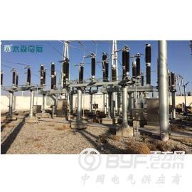 陜西長開承接126KV變電站35KV變電站126KV工程