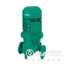 进口威乐水泵IL50/130-3/2管道增压泵 口径50