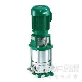 进口水泵威乐MVI1603/6楼层供水增压泵 口径50