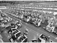 【快报】2017年1-8月工业机器人产量超8万套