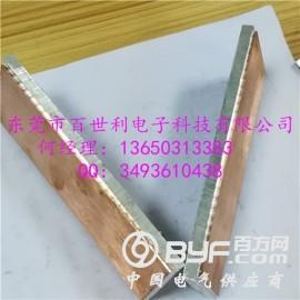 铜铝复合板  铜铝复合接线板加工厂家