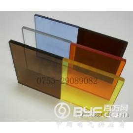 供應韓國進口防靜電有機玻璃板_韓國進口防靜電有機玻璃板圖片