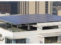 浙江安吉84家企业屋顶光伏项目并网发电