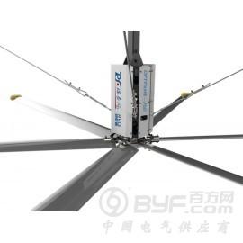 广东瑞泰通风降温设备提供好的车间降温大吊扇 车间大吊扇厂家