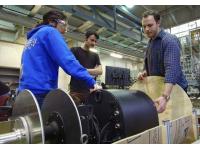 科学家研制出RadPiper浓缩铀管道检视机器人