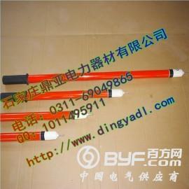 黔南电工10kv便携式验电器*-*声光报警高压验电器销售