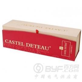 广州高档红酒礼品盒定制