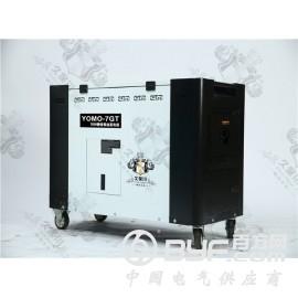 7千瓦汽油和柴油发电机的区别