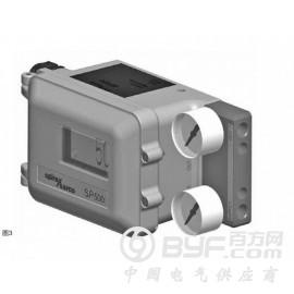 SP500电气智能定位器