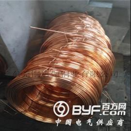 专业制造生产 T2紫铜软线 电缆专用紫铜线 导电性能好