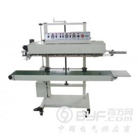 宠物立式双加热连续封口机SPM-400P厂家价格