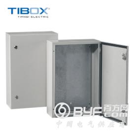 TIBOX 鐵箱掛墻式機箱 ST系列 可開孔定制 IP66
