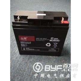 深圳山特UPS蓄电池12V18AH|26A|100A广州价格